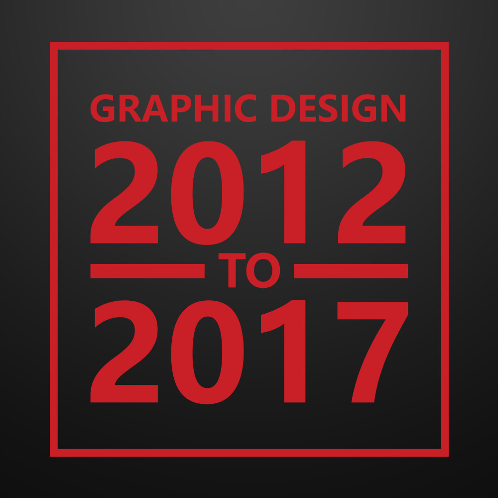 Logo Work / Vector Art 2012-2017