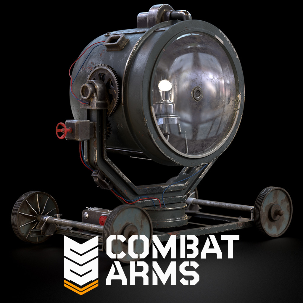Combat Arms Reloaded Searchlight