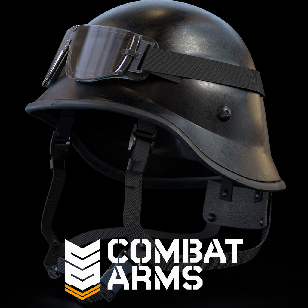 Combat Arms Reloaded Helmet