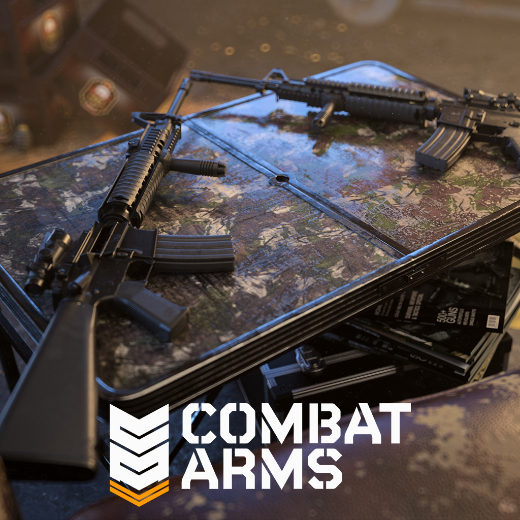 Combat Arms Illustration
