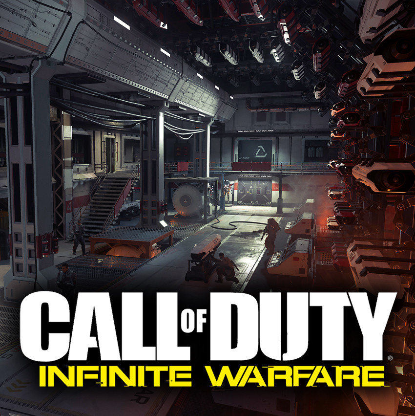 Call of Duty: Infinite Warfare - SDF Ordnance Room