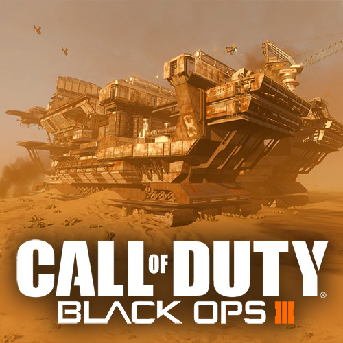 Call of Duty: Black Ops III - Sand Castle