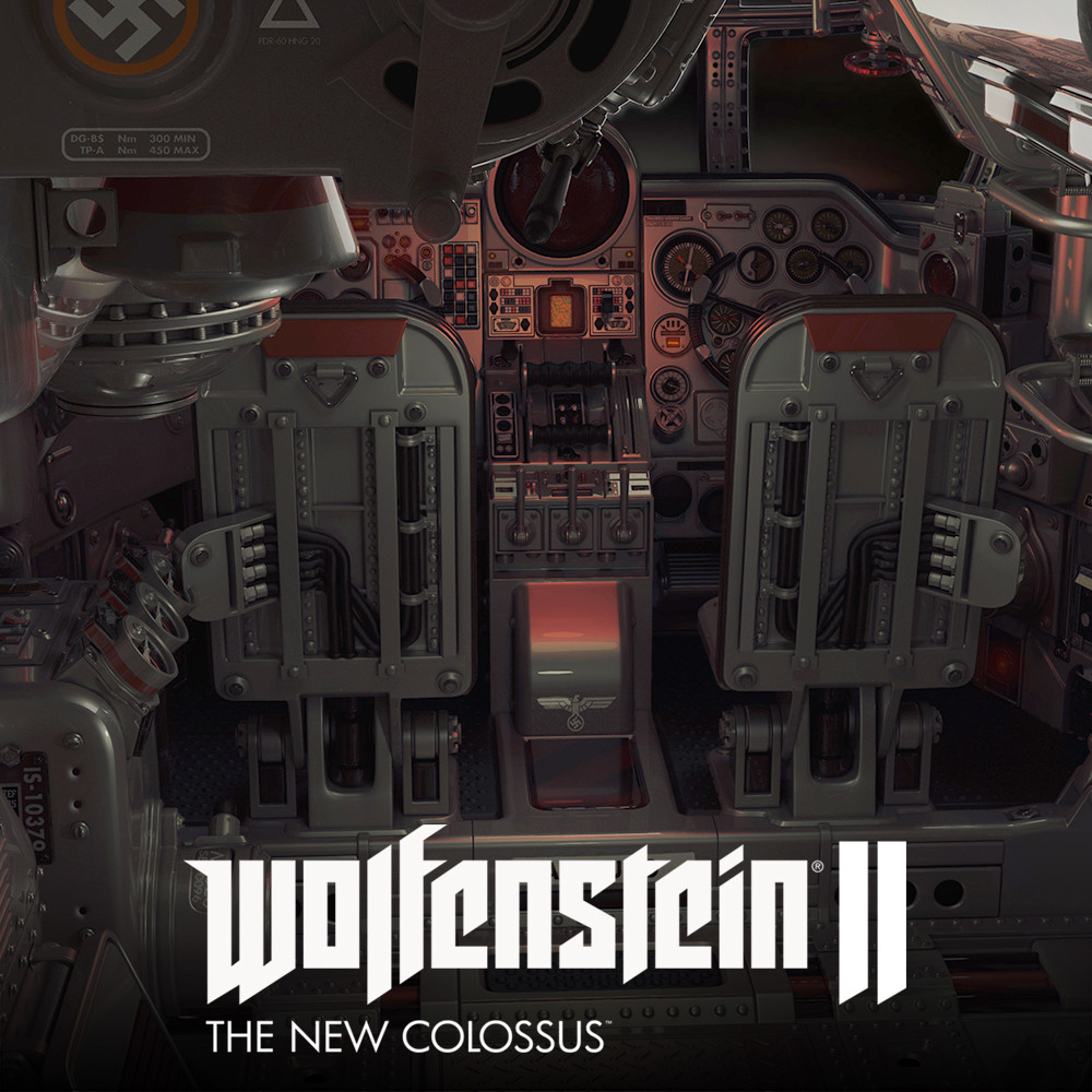 Wolfenstein 2 : SilverFish Interior