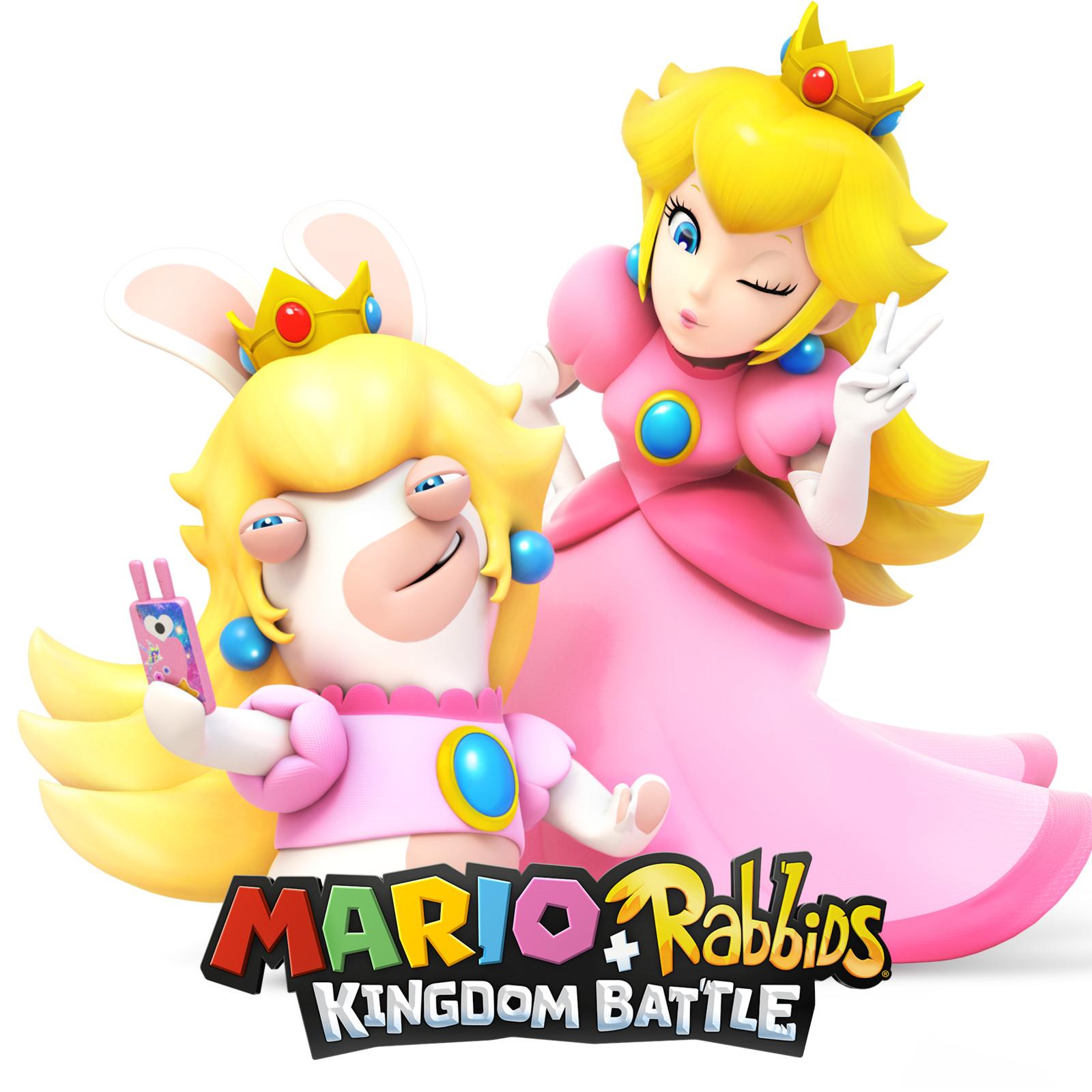 MARIO+RABBIDS KINGDOM BATTLE Characters