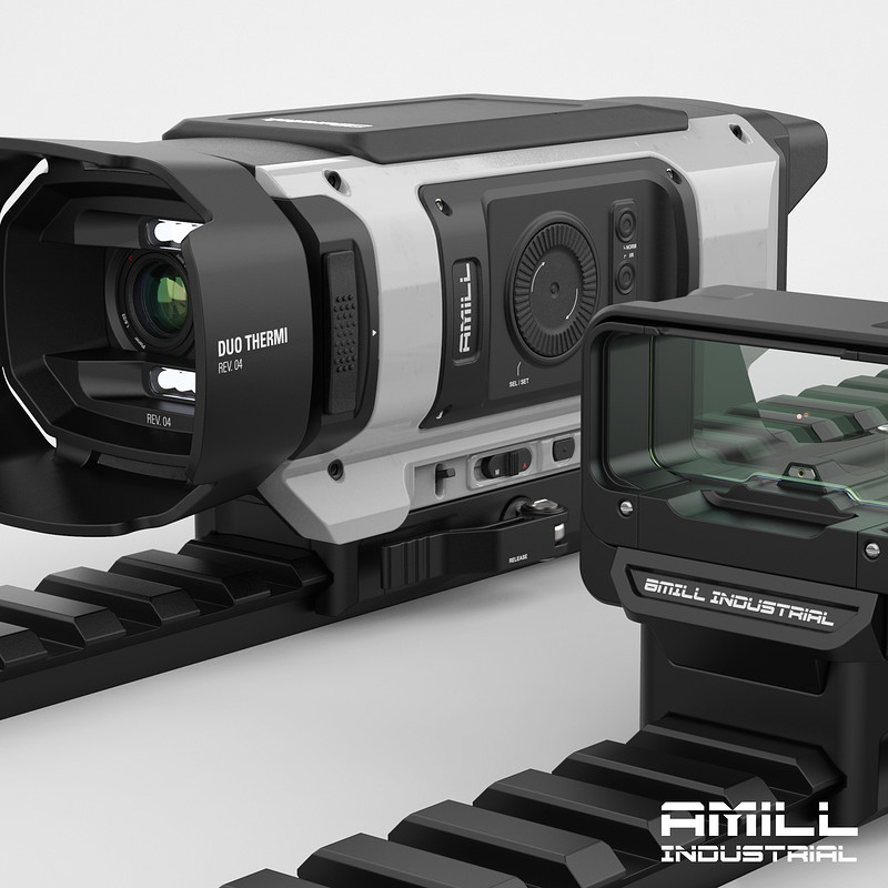Amill Industrial Optics Division