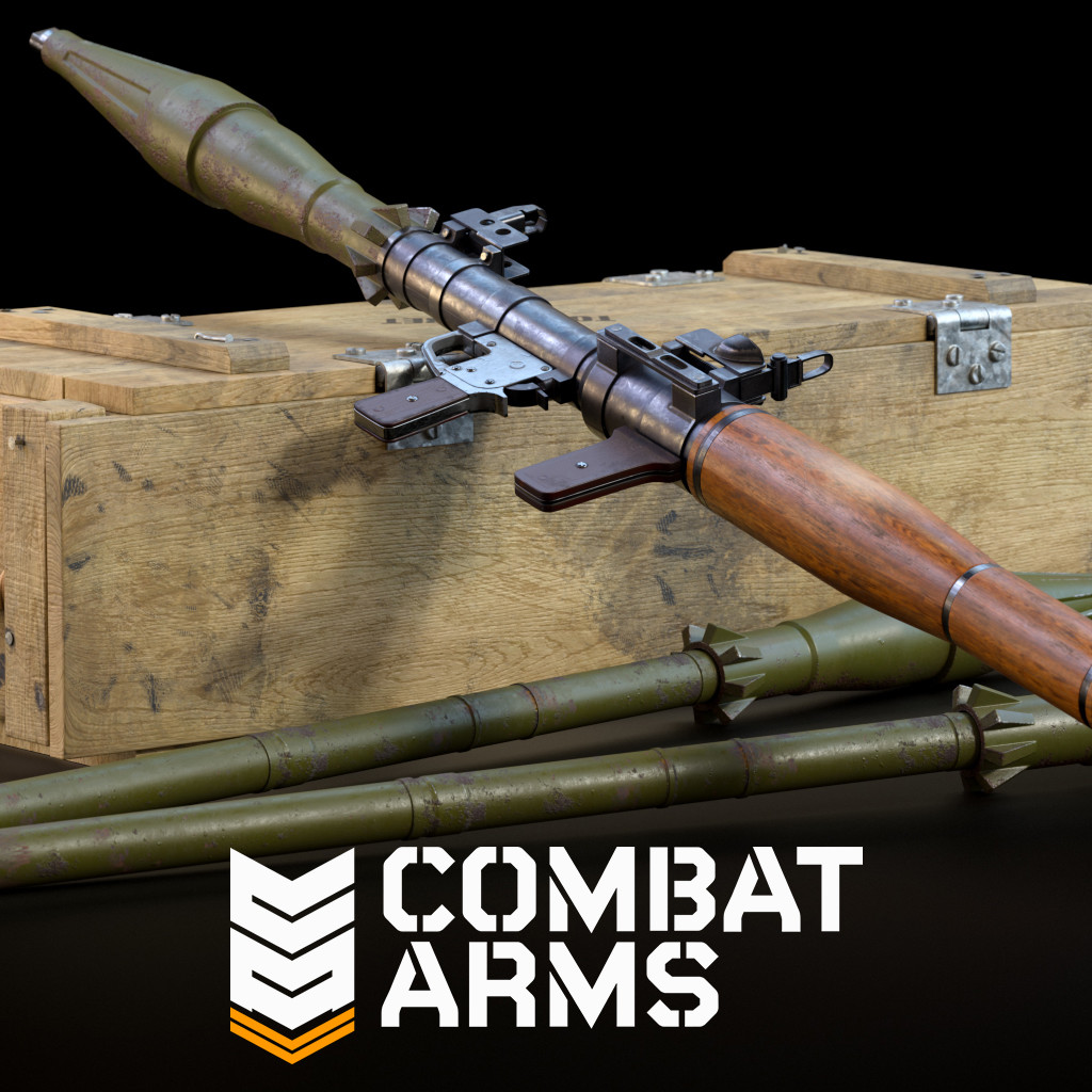 Combat Arms Asset: Rocket Launcher