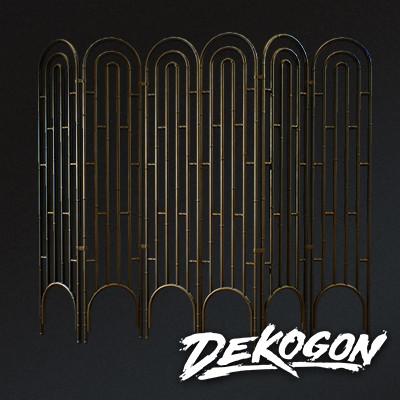 Dekogon - Room Divider 01