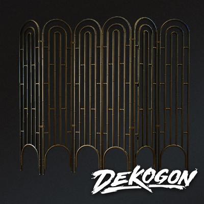 Dekogon - Room Divider 01