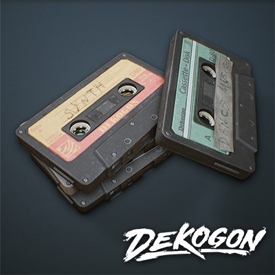 Dekogon - Cassettes