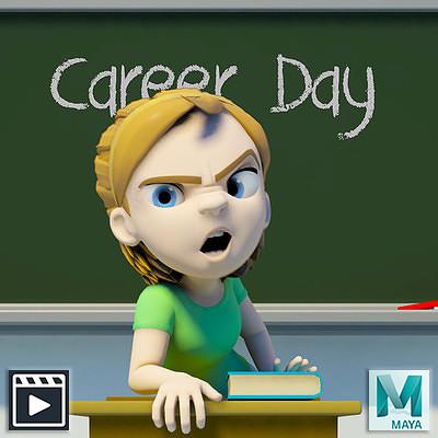 Bradd mcbrearty career day thumb