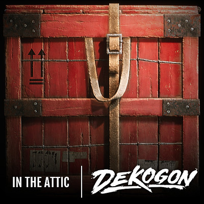 Dekogon - Old Shipping Crate 02