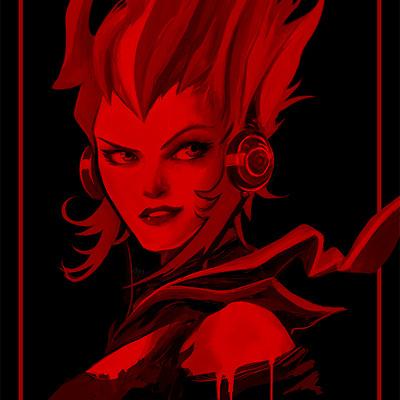 Alexandre chaudret wwv illustration evilyne 01 viewer