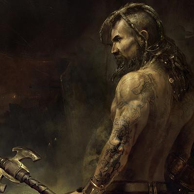 Mariusz kozik myk warrior final z 000art 05avatar
