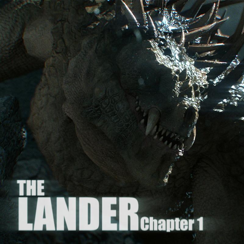 The Lander Trailer