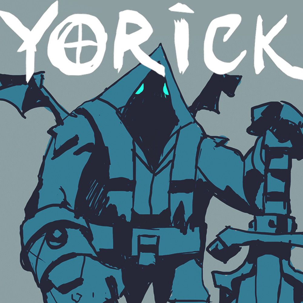 Yorick - Early Concepts