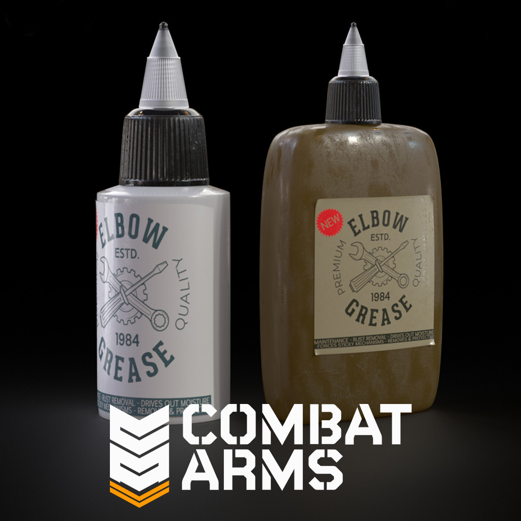 Combat Arms smaller assets