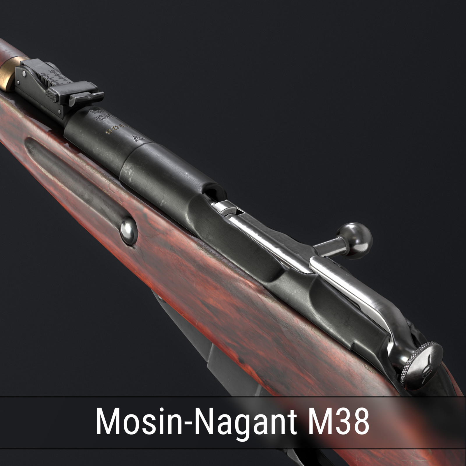 Mosin-Nagant M38