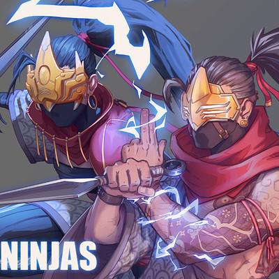 Nico fari ninjas