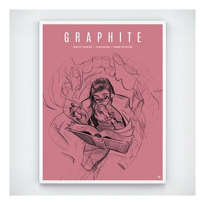 Wojtek piwowarczyk graphite issue06 1