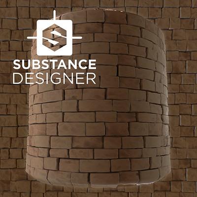 Stylized Brick Material - Chorus