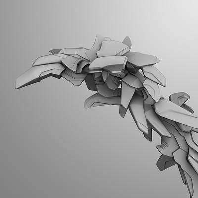 Taketo kobayashi sculpture print 0000