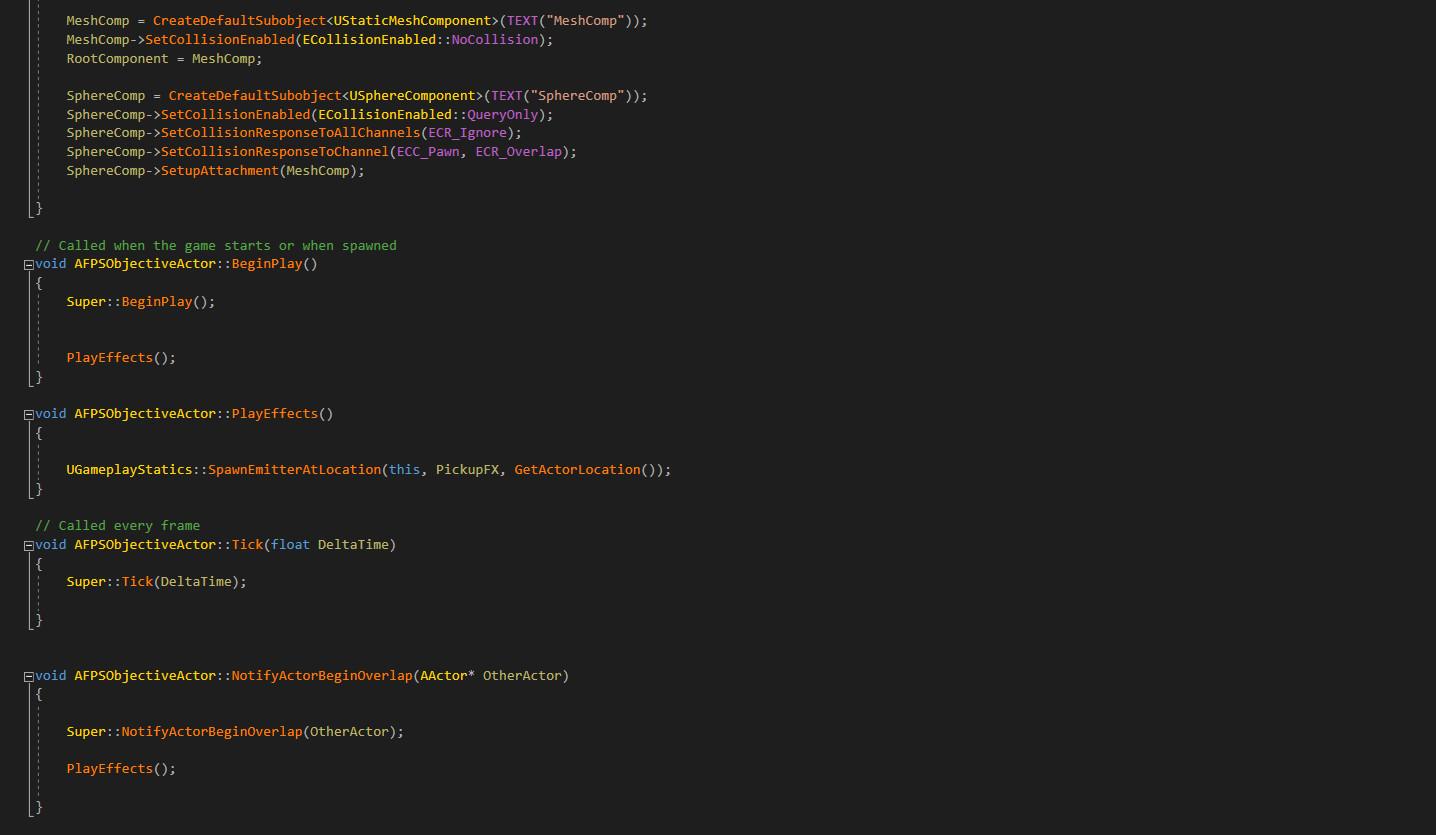 C++ Executing FX