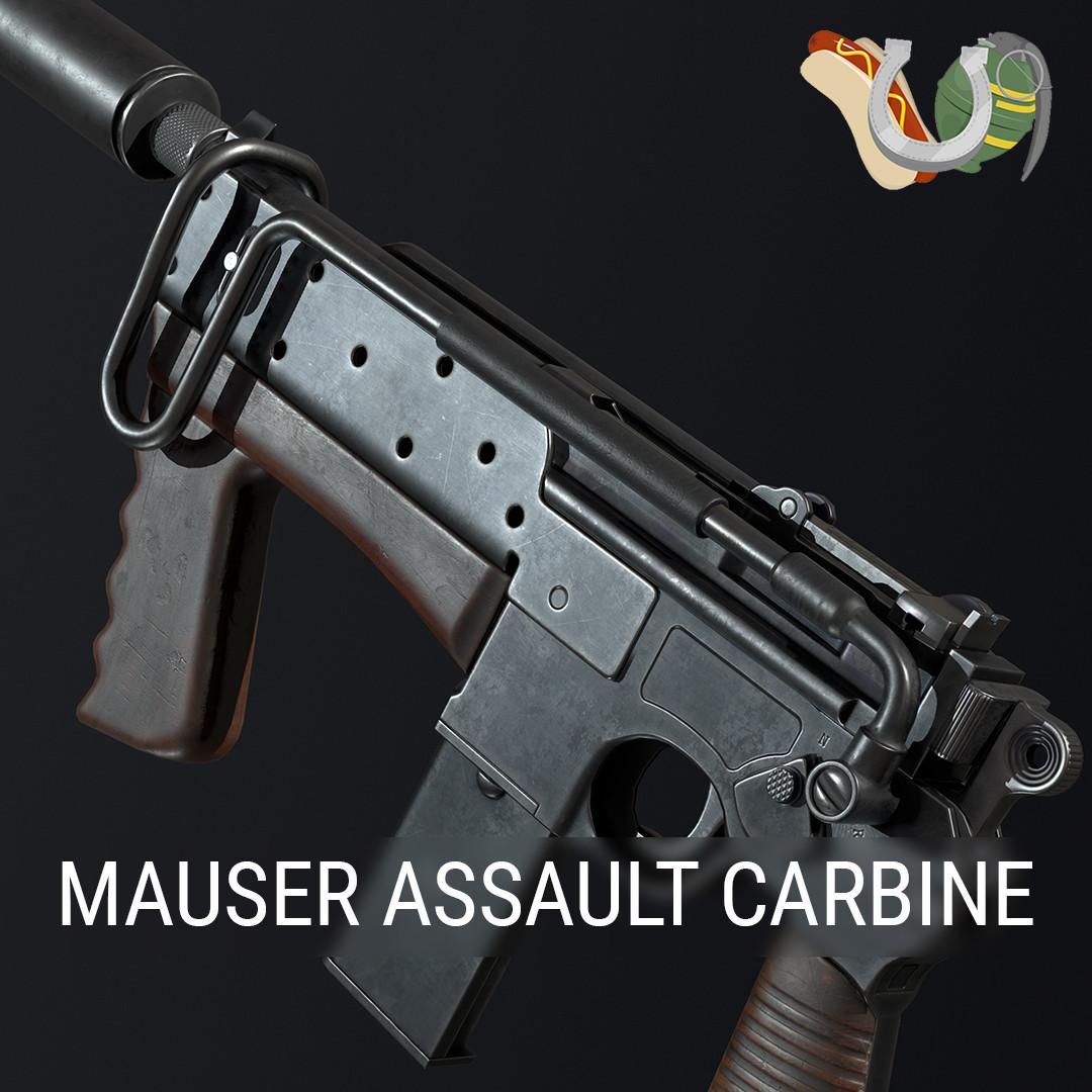 Mauser Assault Carbine