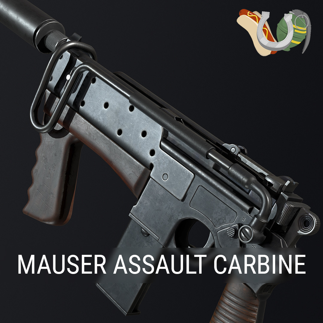 Mauser Assault Carbine