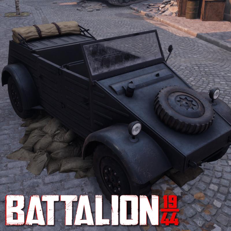 Kubelwagen - Battalion 1944