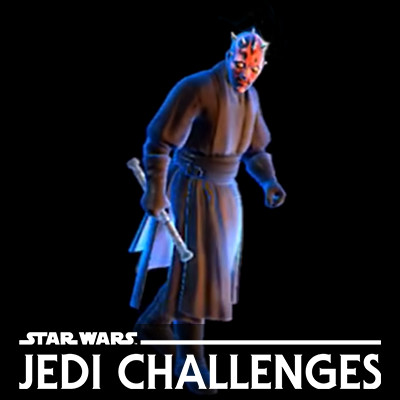Star Wars: Jedi Challenges - Darth Maul