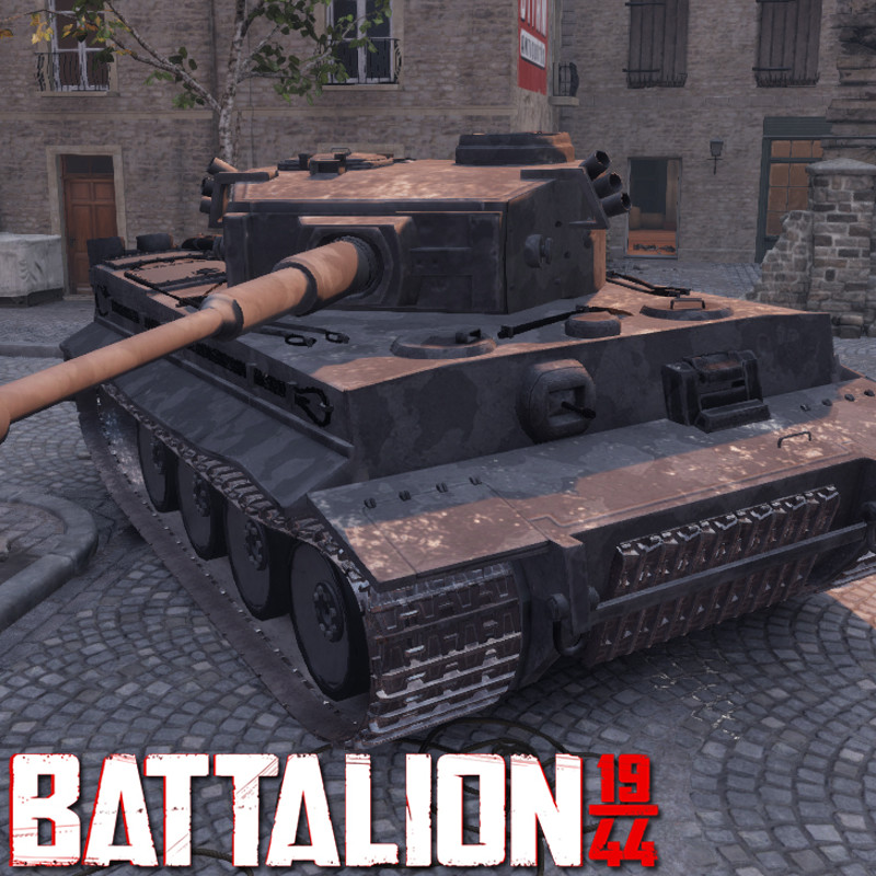 Tiger Tank - Battalion 1944