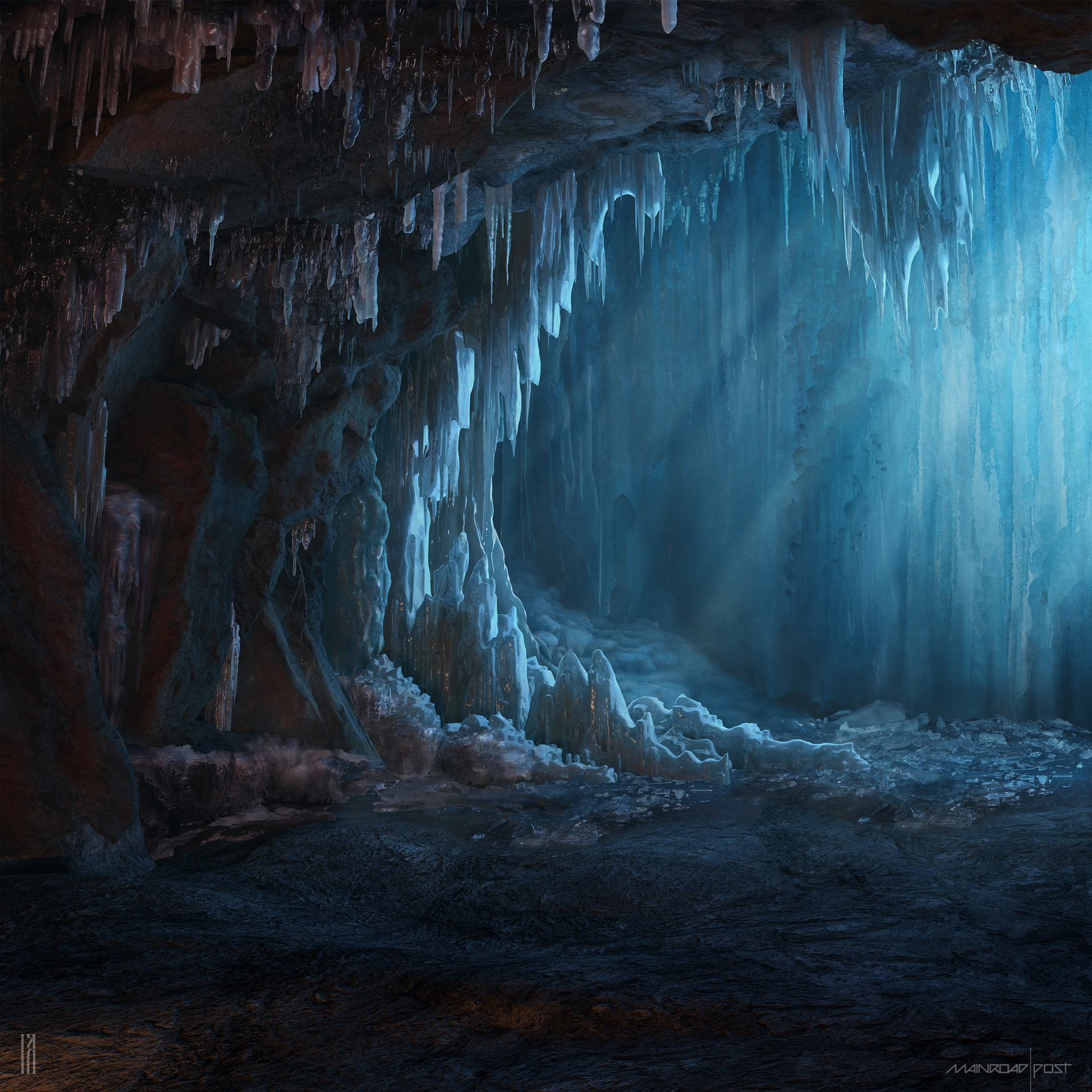 Furious - The Legend Of Kolovrat. Ice cave