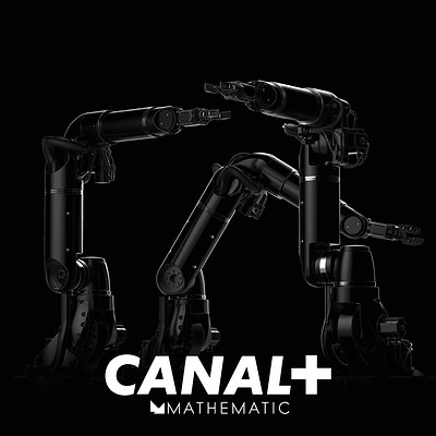 CANAL+ - Decodeur - Robotic Arm Concept Design