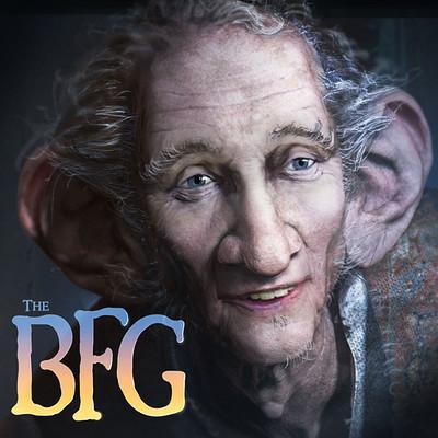 The BFG design work