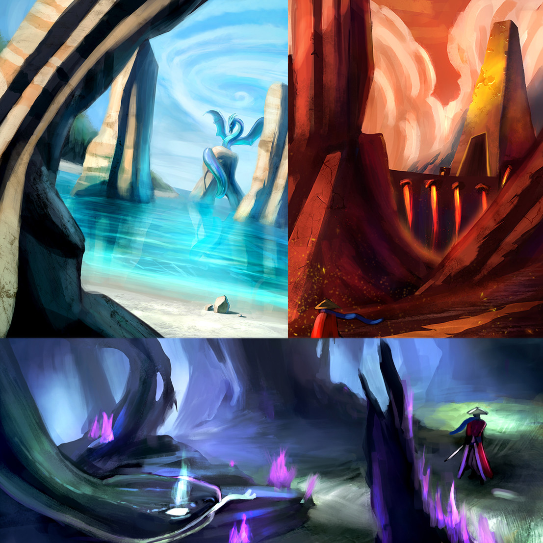 Speedpaints