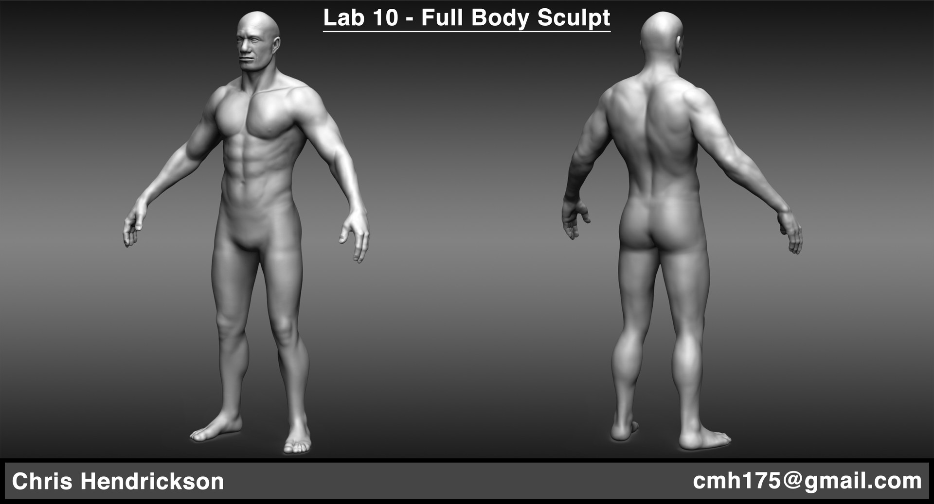 Game Character Competencies and Anatomy Studies.