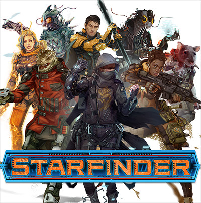 Starfinder characters
