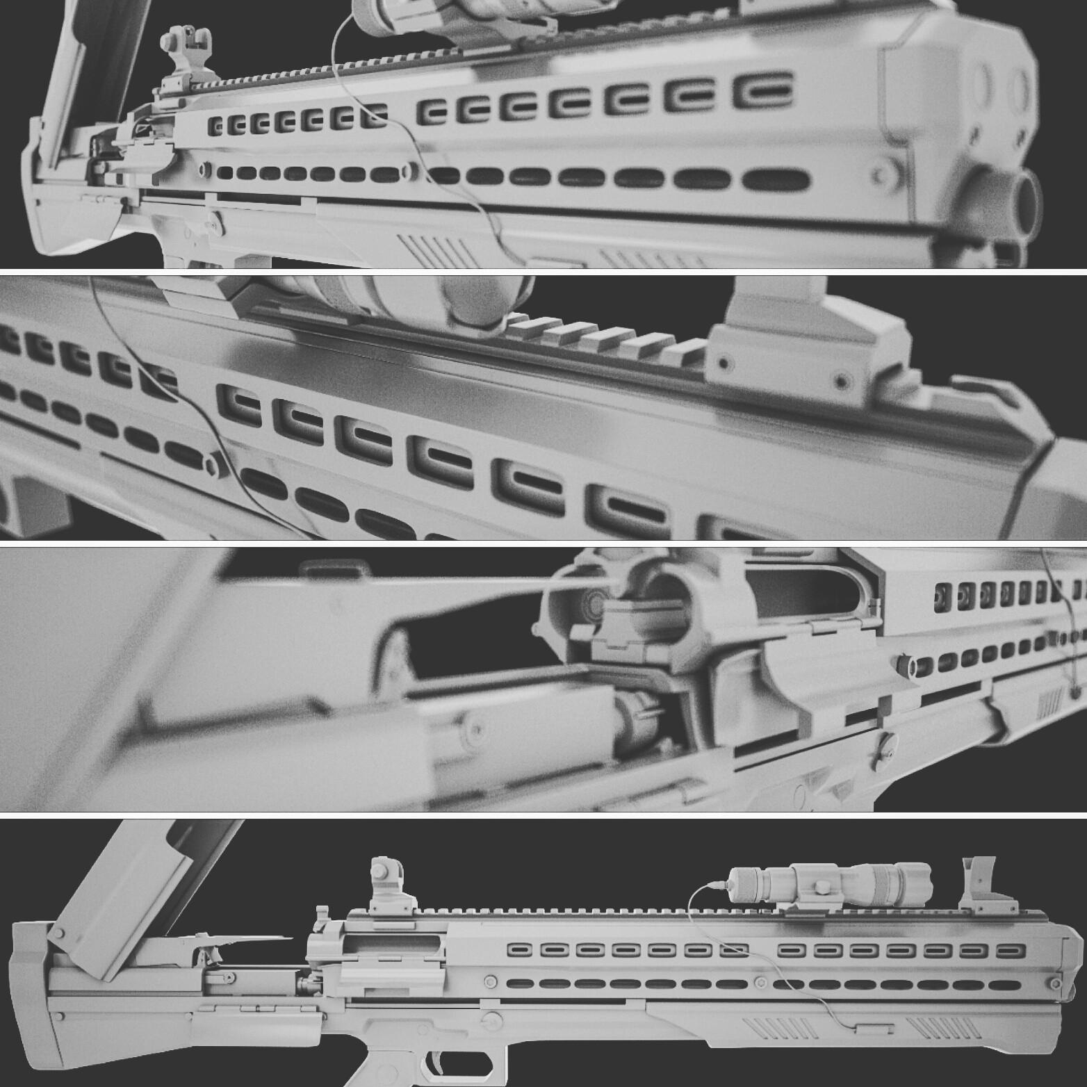 UTAS UTS-15 - Shotgun