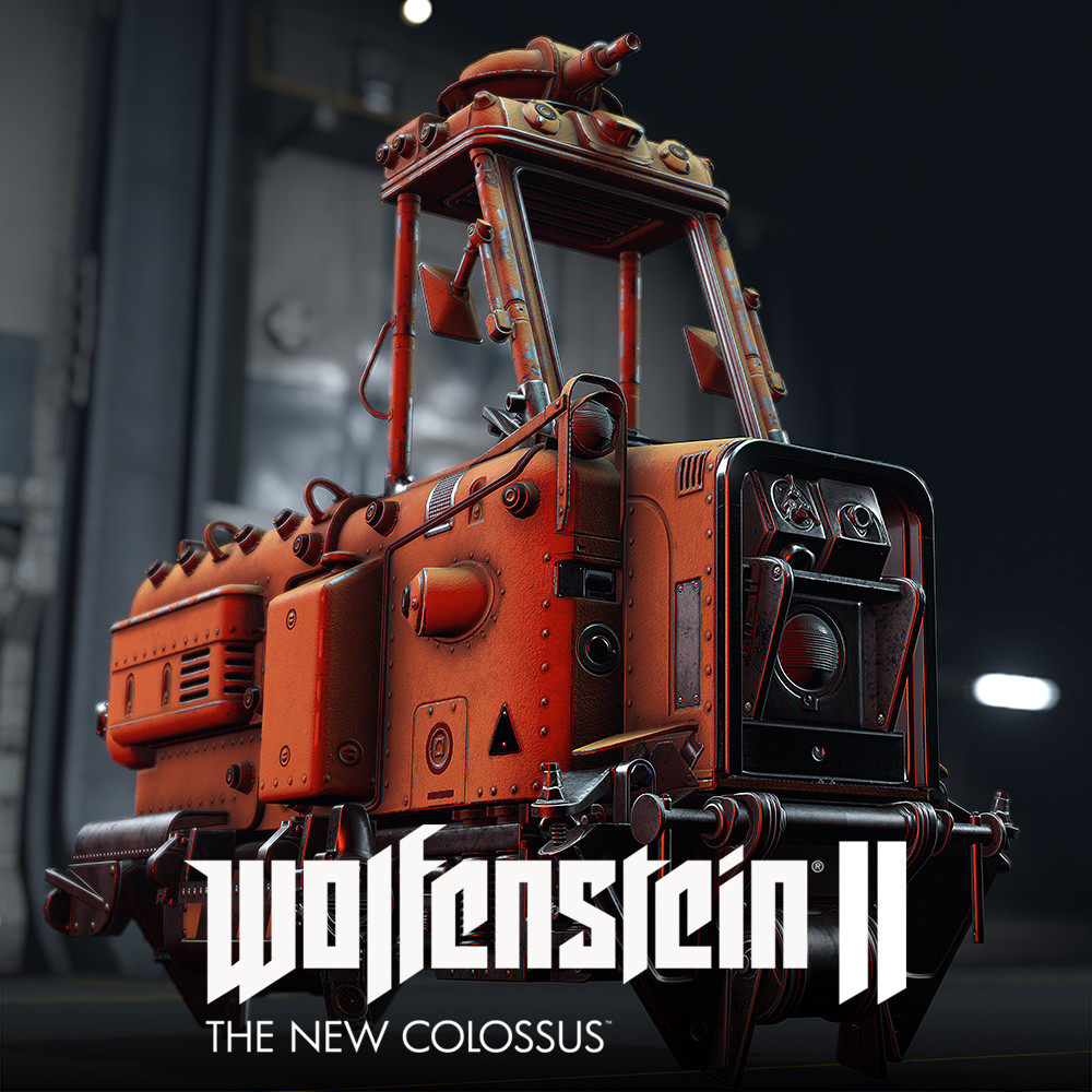 Wolfenstein 2: MonoTrack