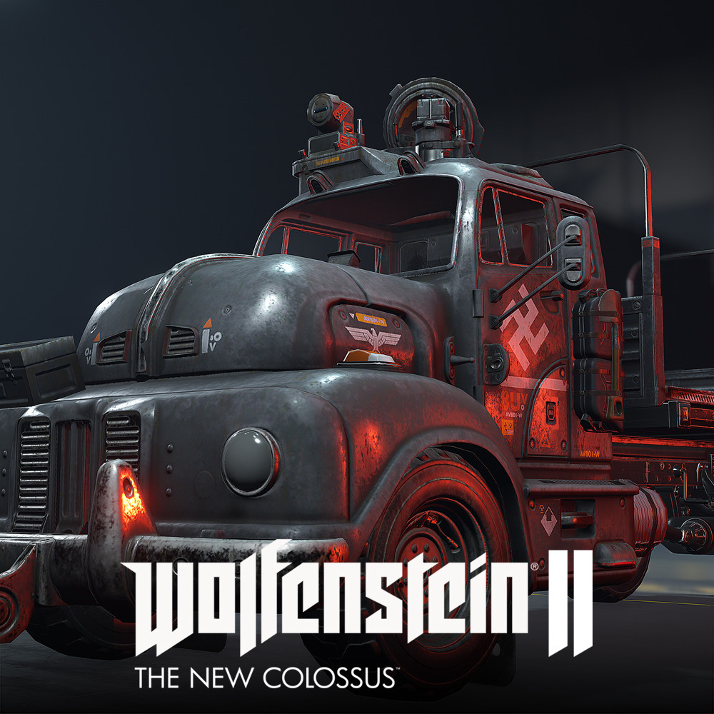 Wolf 2: StandartTruck