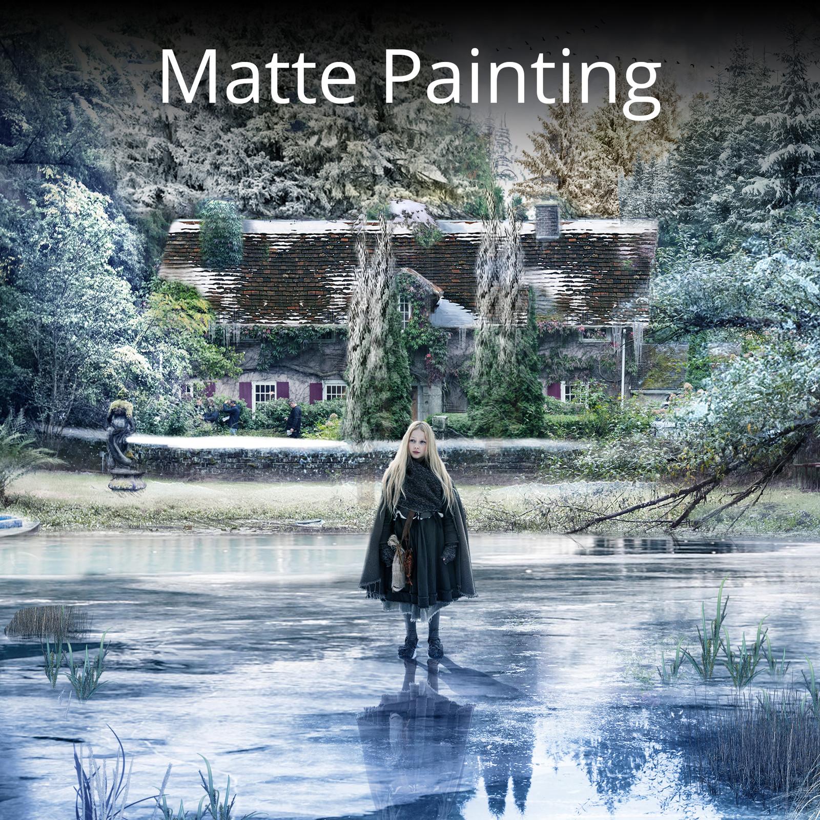 Matte Paintings