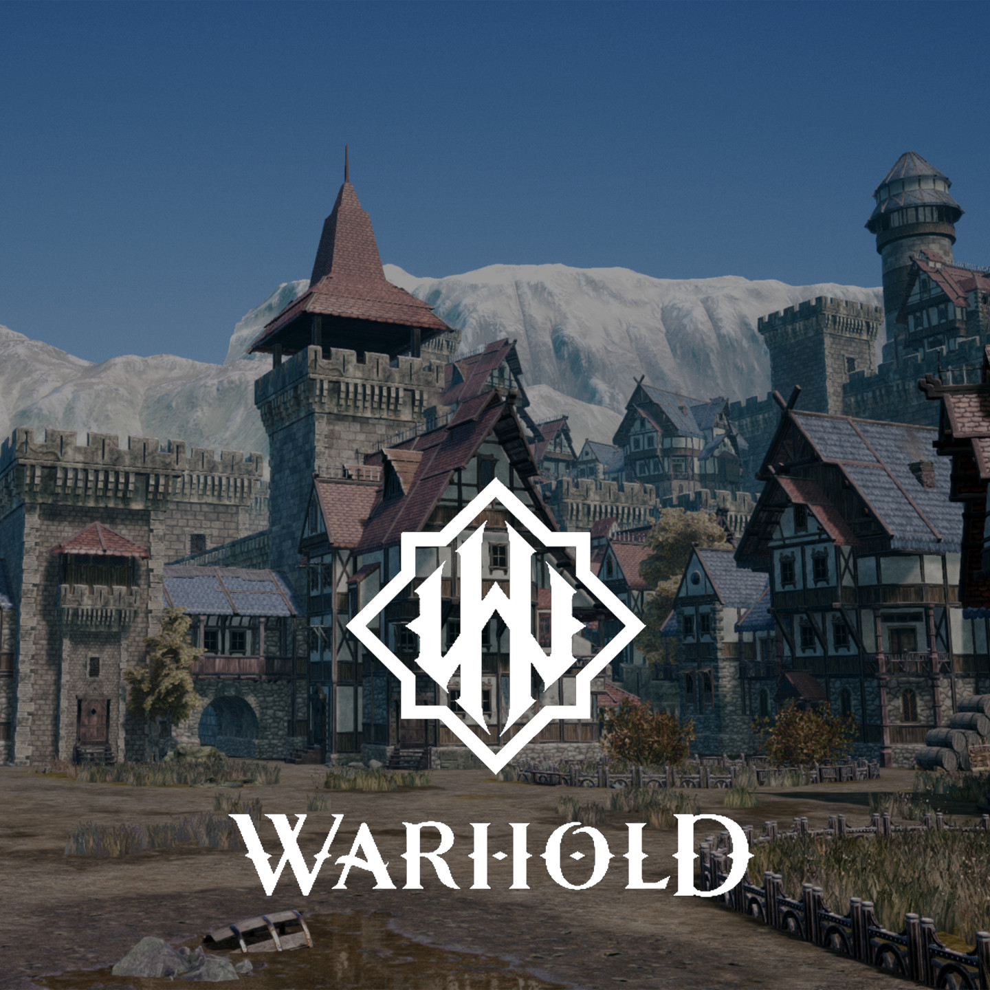 Warhold Town Tier 3 Assets