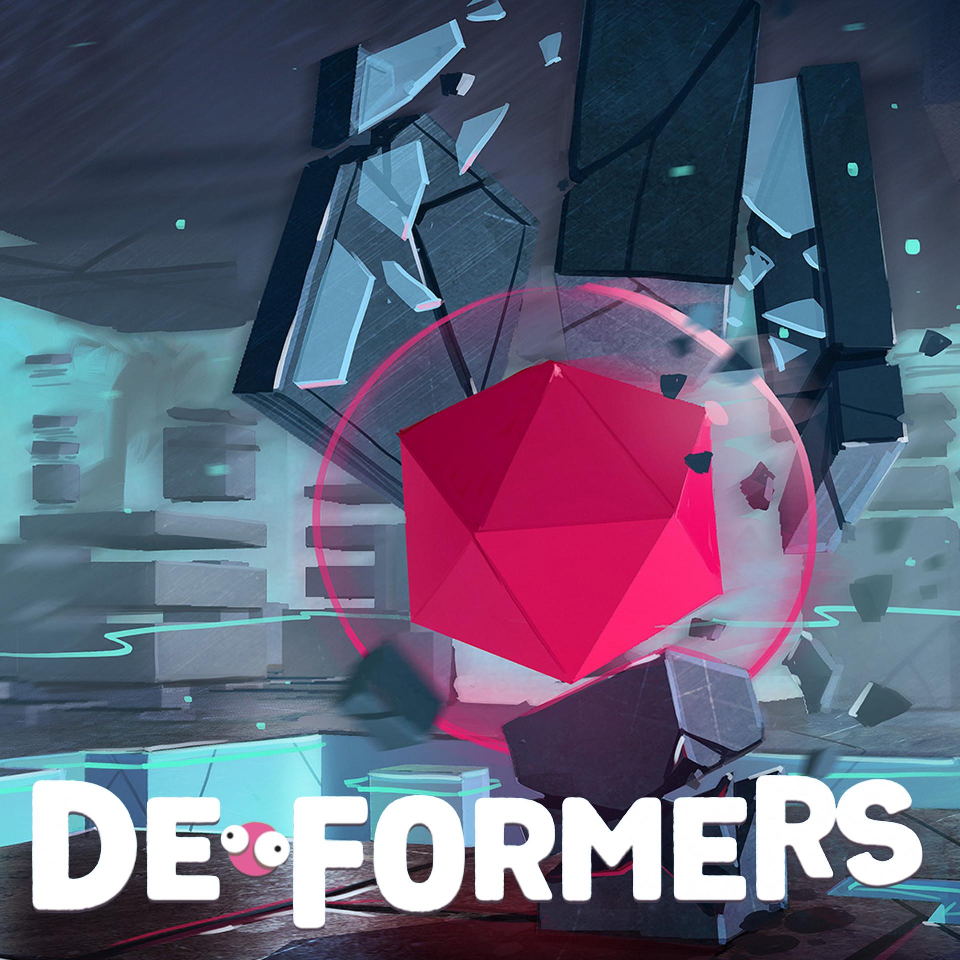 Deformers: Alien Abstract