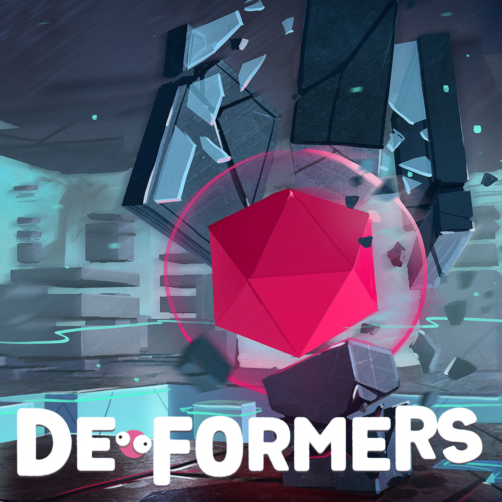 Deformers: Alien Abstract