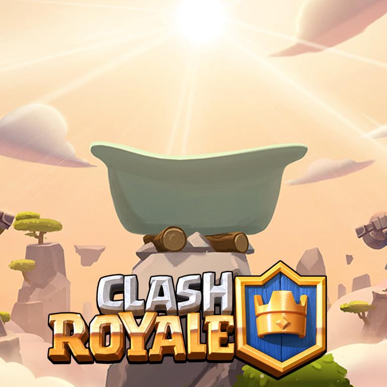Clash Royale: Tub