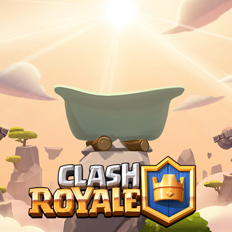 Clash Royale: Tub