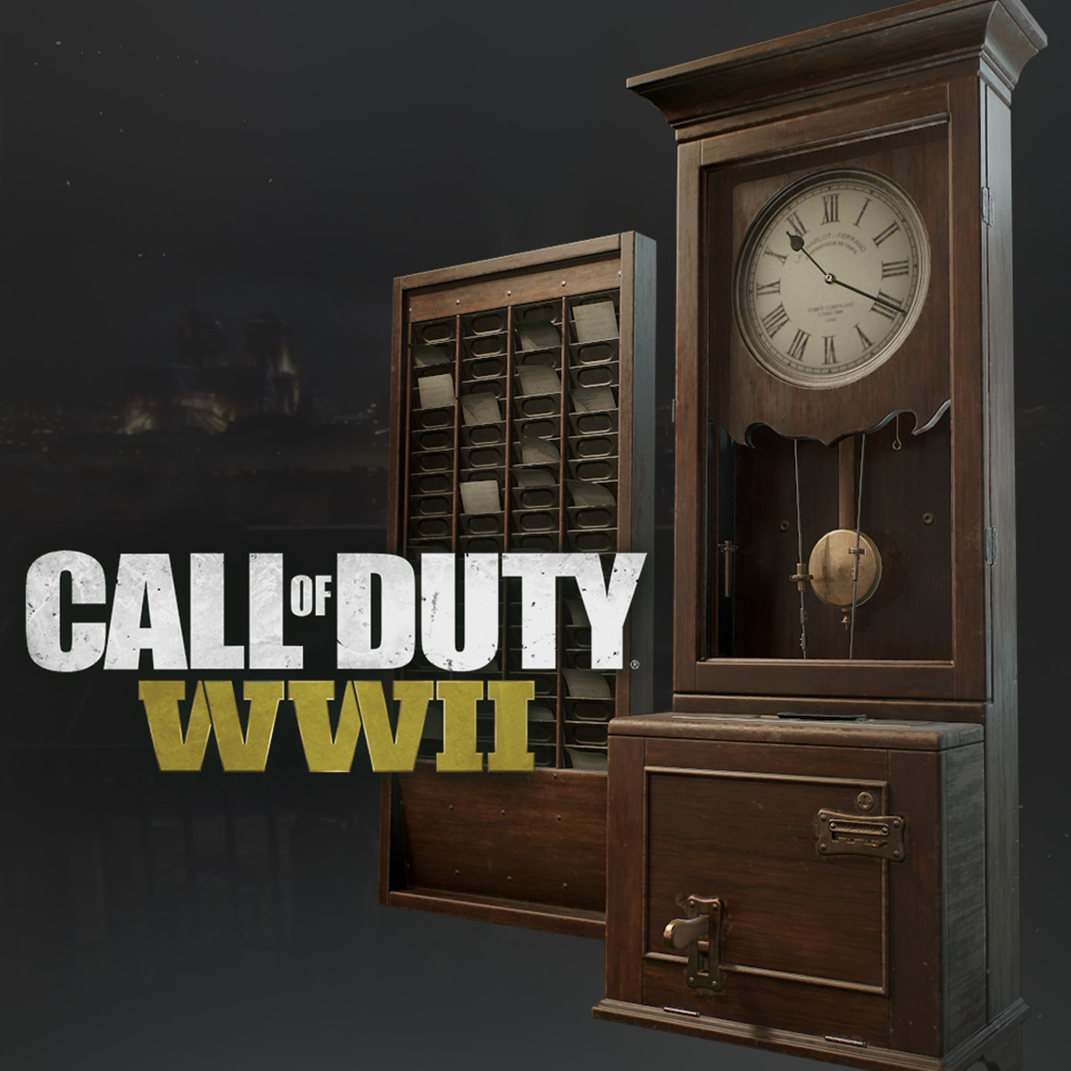Call of Duty: WWII - Props