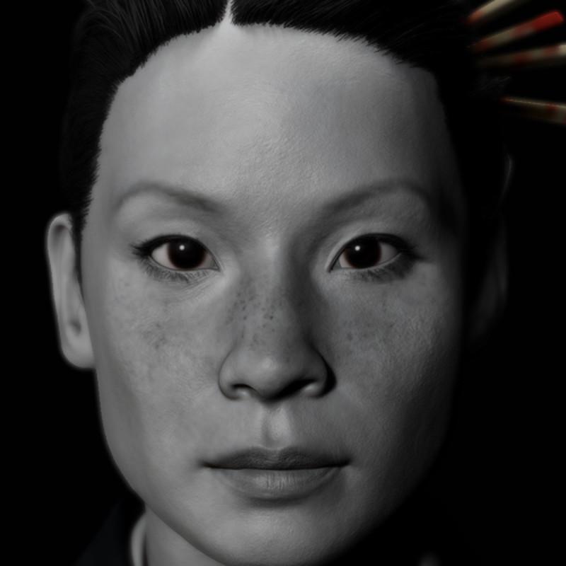 O-Ren Ishii - Lucy liu