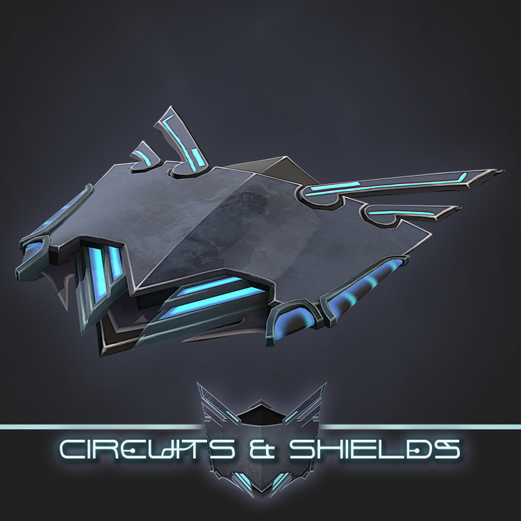 Koza Emblem - Circuits and Shields