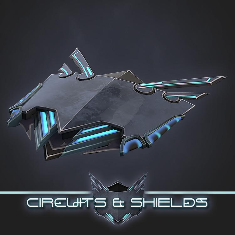 Koza Emblem - Circuits and Shields